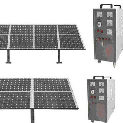 供西藏太阳能发电机和拉萨发电机