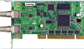 PCI双通道ASI码流卡代理商