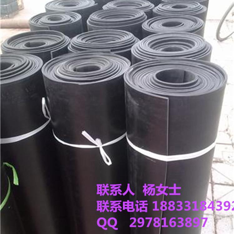 配电室高压黑色绝缘胶垫橡胶板橡胶垫绝缘胶板10-35kv