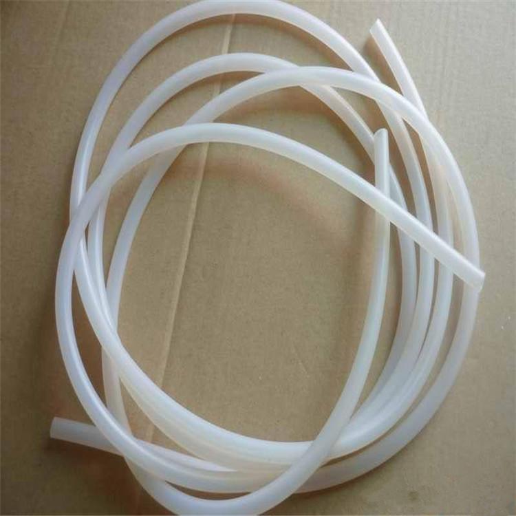 厂家直销透明硅胶管 耐压硅胶管医用耐压管 钢丝硅胶管