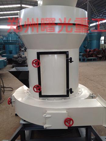 曙光的超细磨粉机加工滑石粉到多少目
