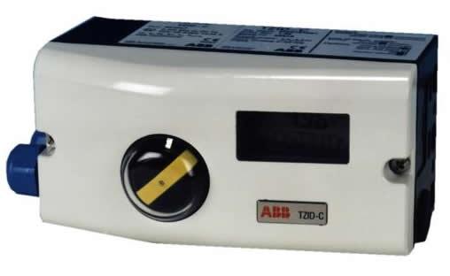 ABB阀门定位器TZIDC-V18345-1021221001,无锡佳控一级代理