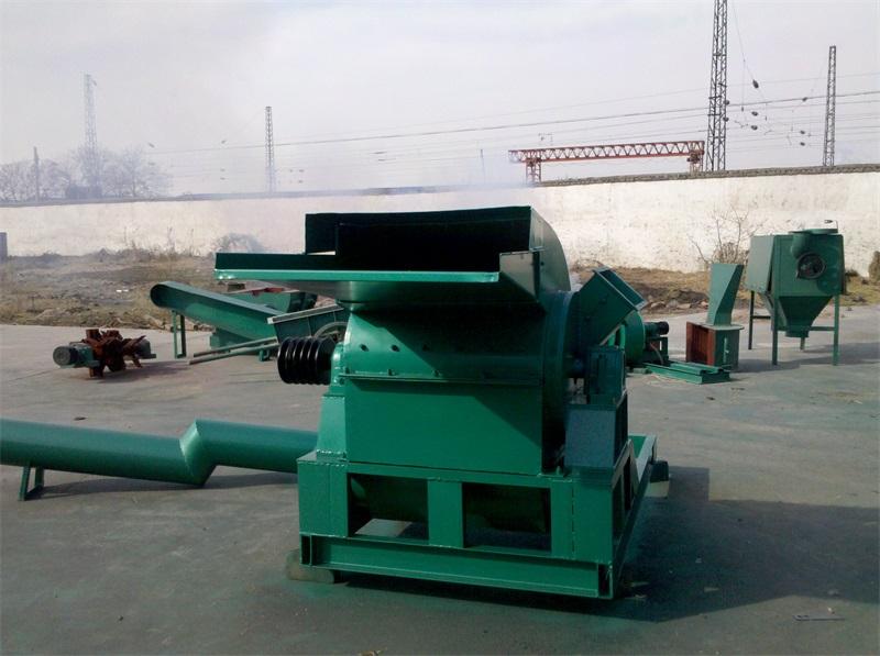 潮州木屑粉碎机天元环保机械厂家直销