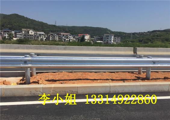 福建波形梁护栏厂家 福州永泰高速乡村公路双波三波防撞