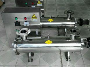 锐星包邮自动清洗型紫外线消毒器杀菌器污水处理工业家用商用管道