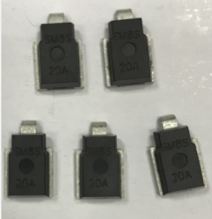 SM8S20A大功率TVS管瞬态抑制二极管