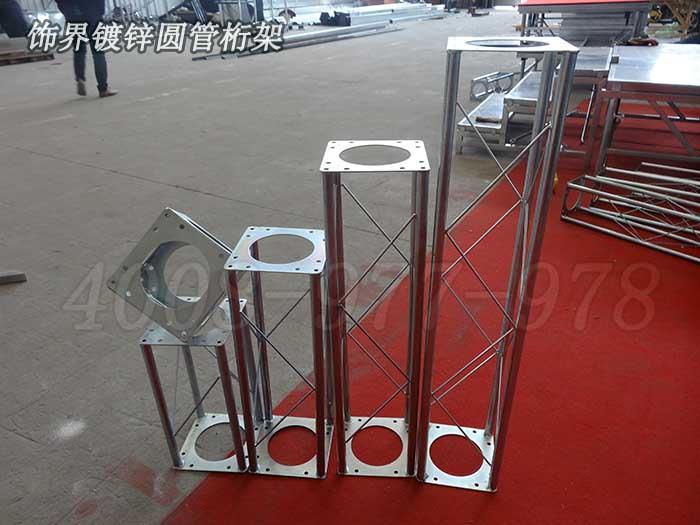 安徽圆管桁架销售,饰界厂家直销,专车发货