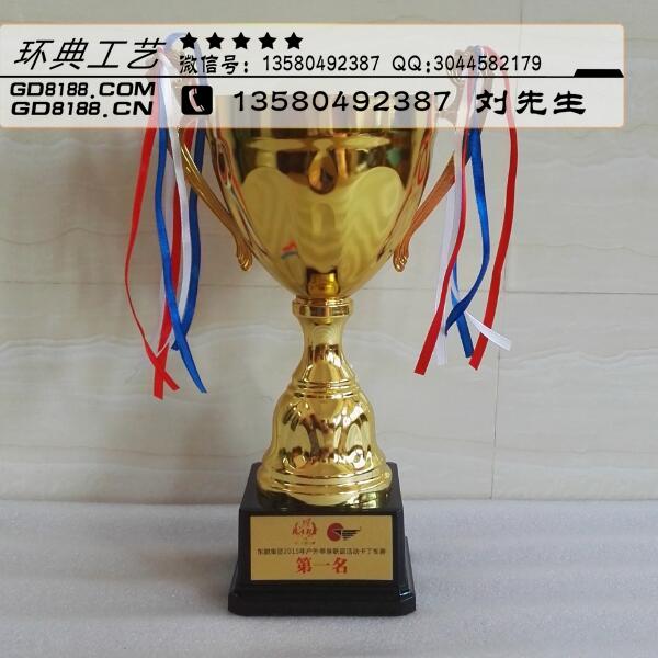 广州金属奖杯厂家,供应现货奖杯,毕业典礼奖杯定做