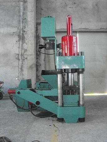 全套钢渣热压生产线,热压成型机,热压成饼机设备