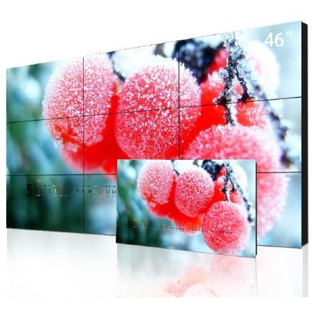 原装三星LG液晶商用拼接屏,监控中心画面
