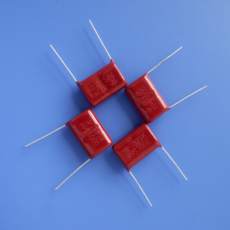 工厂直供串联式聚丙烯膜电容器 谐振 PFC PPS823K1000V