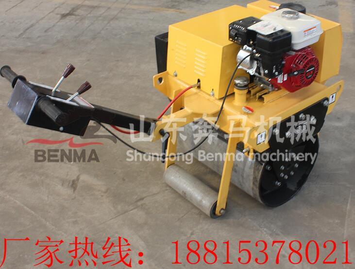 小型压路机手扶式压路机单轮压路机