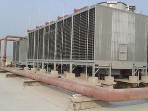 冷却塔隔音降噪,中央空调冷却塔噪音处理