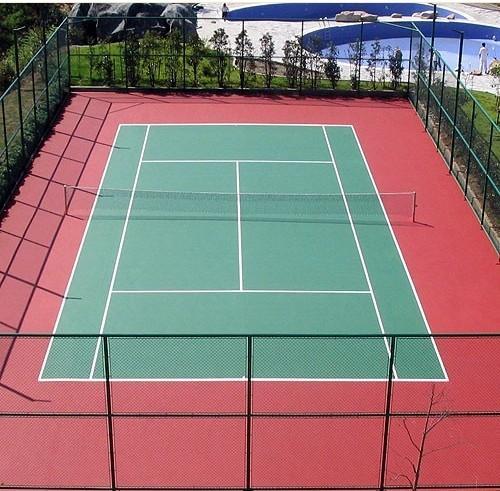 丙烯酸球场施工 丙烯酸球场厂家 丙烯酸网球场价格