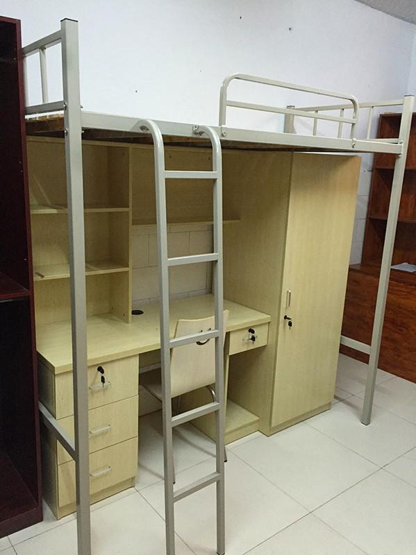 供应厂家直销各种新颖款式公寓床