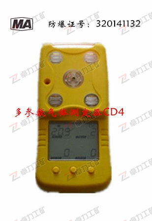 CD4(B)多参数气体测定器