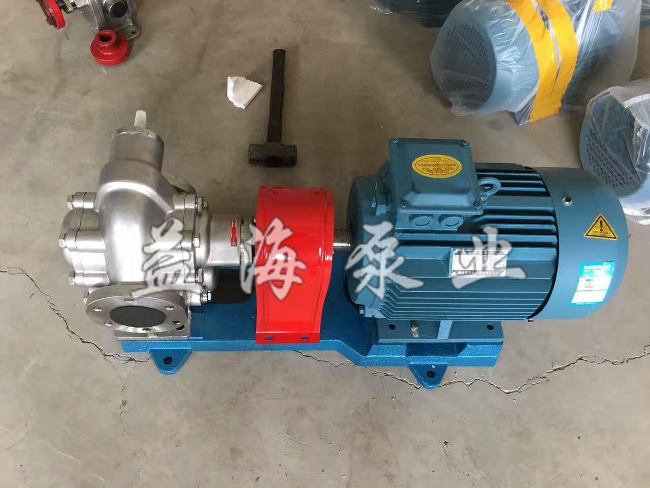 树脂泵电压超电流不上油的原因