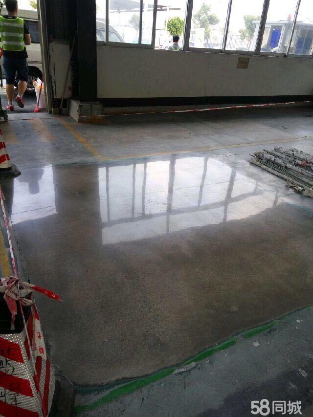 惠州罗阳水泥地起灰翻新——龙溪水泥地起砂处理——航空