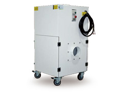 普惠环保PJ简易型工业吸尘设备