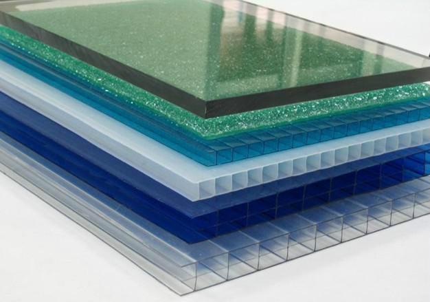 PC阳光板顶棚材料可变压,隔热,耐高温