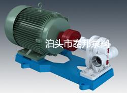 泊泰邦全碳钢高压齿轮式渣油泵ZYB-2.1/4.0完