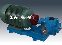 泊泰邦调压渣油泵ZYB-33.3A-2CY-8/0.