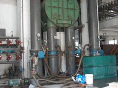 电厂凝汽器清洗工艺流程简介