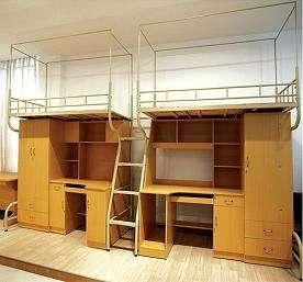广西南宁厂家直销最新款学校公寓床