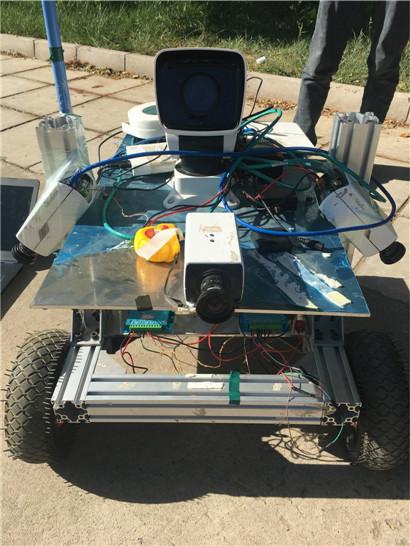 配网巡检机器人