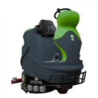 意大利IPC手推式洗地机CT90