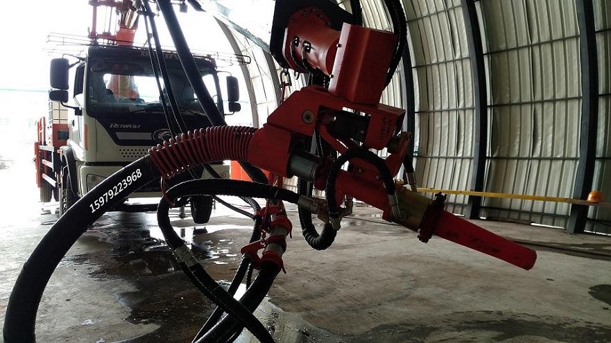 喷锚机械手CSP30