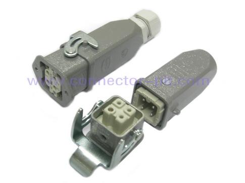 供应德国HARTING矩形连接器0933-024-2