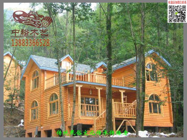 做的最好的景观园林木屋厂家高端芬兰木屋价格便宜