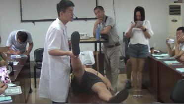 中医正骨推拿手法培训张氏零力度(无痛)正骨手法轻松完