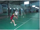 专业室内PVC运动场地地板就来鸿源体育环保无毒无味