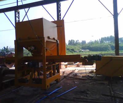 柳州混凝土砌块成型机