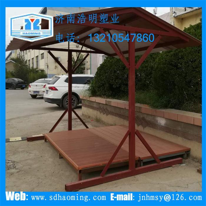 PVC塑木地板厂家 防腐栈道地板 家装地板