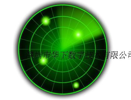 红外雷达全景广域探测目标监控系统