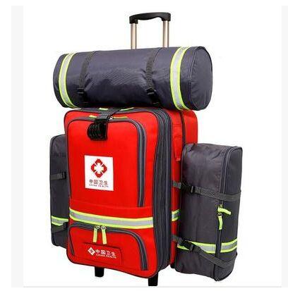 中国卫生应急背囊背包装备