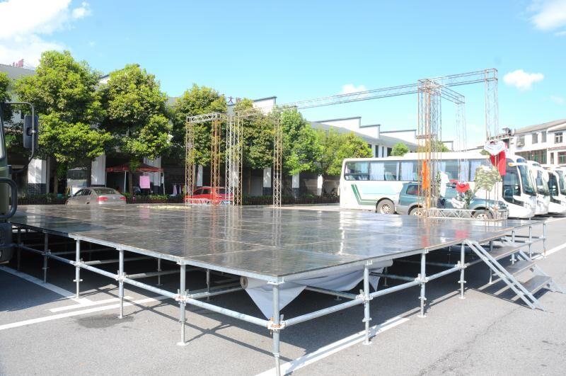 桁架加工厂专业定制舞台桁架 长沙桁架厂楚耀舞台设备公