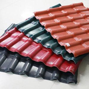 供青海大通树脂瓦和互助复合塑钢瓦价格