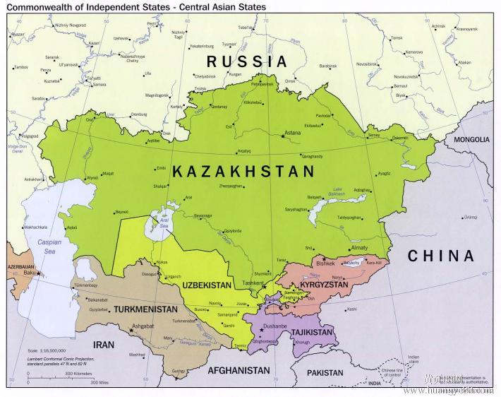 怎么把货物出口运到乌兹别克斯坦塔什干