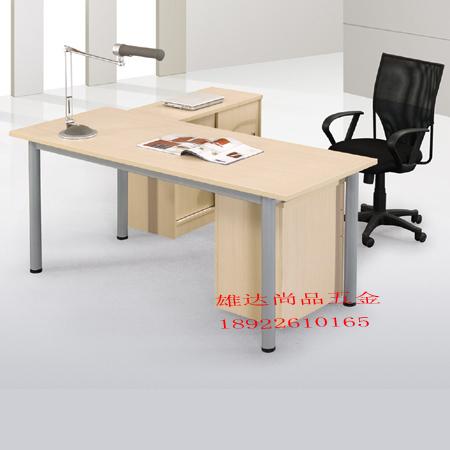 北京西城区办公桌老板桌经理桌主管桌钢脚台架桌腿定制