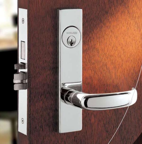 厂家直供SCHLAGE西勒奇进口美标插芯锁15011