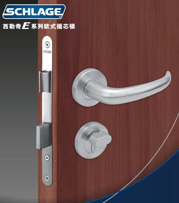 厂家直供 SCHLAGE西勒奇机械门锁1501120