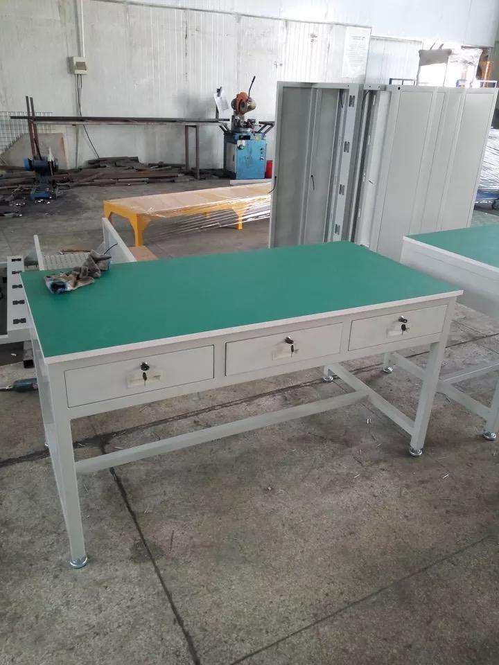 防静电操作台 实验室承重工作台 防静电工作实验台