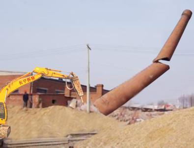郴州高空烟囱拆除加固施工公司*欢迎您!