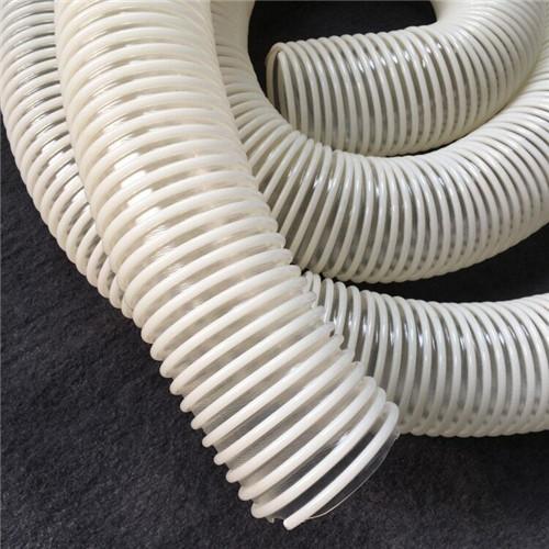 pu塑筋波纹管食品级液体输送管抛丸机木工机械吸尘管医