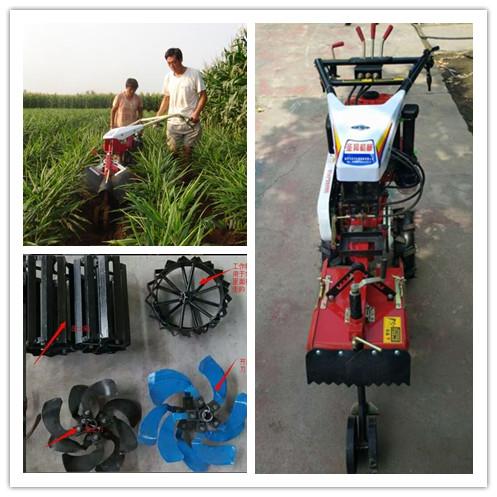 170汽油微耕机 多功能旋耕机