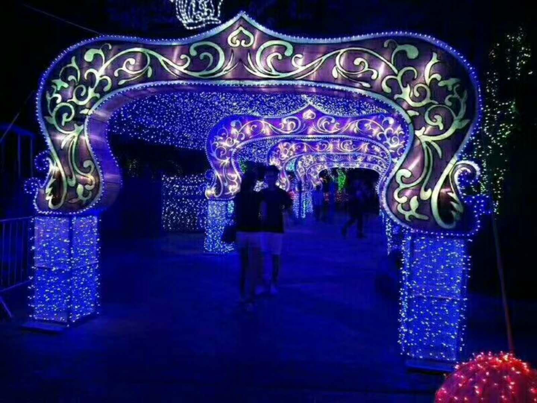 灯光展出售灯光节设计灯光节出租出售厂家